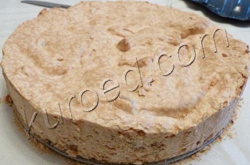 киевский торт рецепт с арахисом