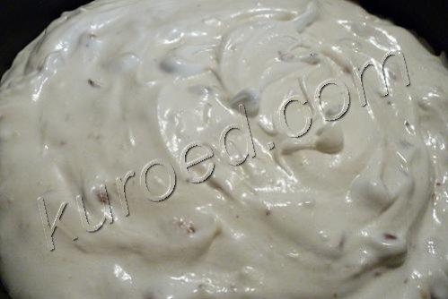 выпечка коржей пользу кого Киевского торта