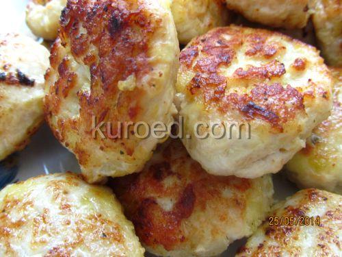 котлеты без хлеба в духовке рецепт с фото