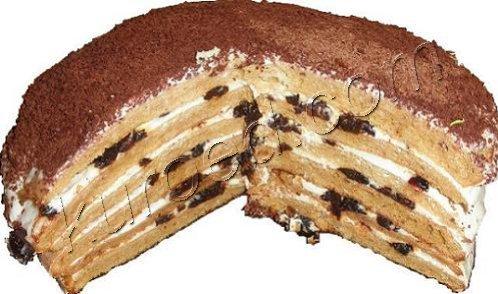 Торт нежный поцелуй фото рецепт