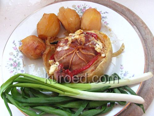 рецепты из кролика в духовке с картофелем