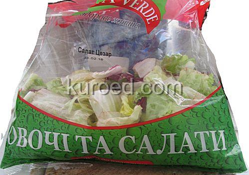 Салат из капусты с перцем, пошаговое приготовление - запастись зеленью