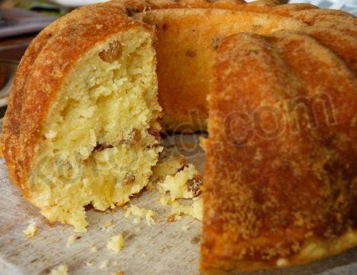 Пирог с фруктовой начинкой рецепт с фото