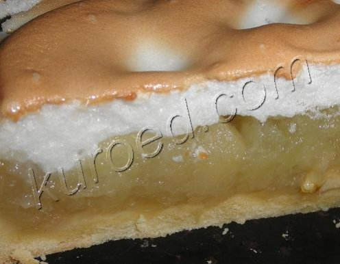 Популярные рецепты сметанный пирог
