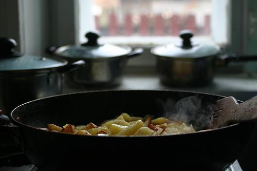 Жаренная картошка вредит сердцу