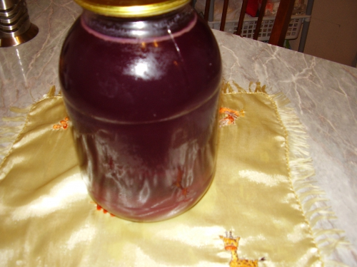 Как сделать сок из винограда в домашних условиях по быстрому