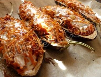 """Баклажаны """"Под запотевшую"""" – кулинарный рецепт"""