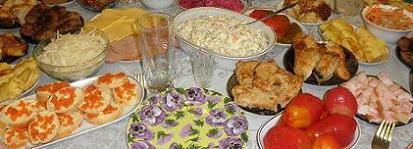 Рецепты салатов со свеклой и мясом с фото