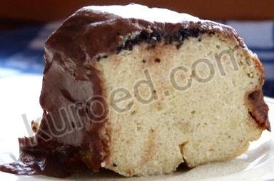 Диетические сырники с бананово-шоколадным пюре, пошаговый рецепт с фото
