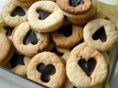 масляное песочное печенье минутка рецепты