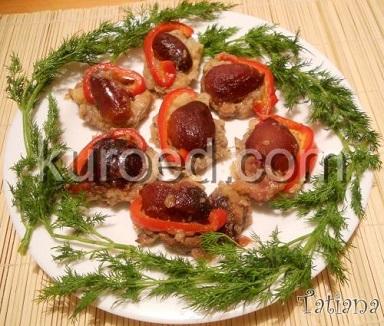 Соус яблочный с клюквой – кулинарный рецепт