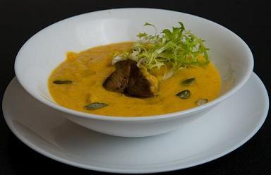 Австрийский тыквенный крем-суп – кулинарный рецепт