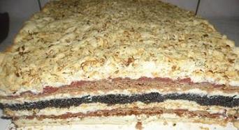 торт курочка ряба рецепт