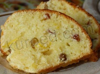 Летние торты с грушами и яблоками