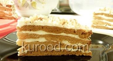 торт Тающий остров