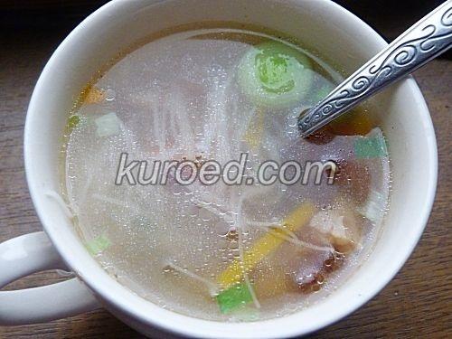 куриный суп без вермишели рецепты