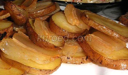 Картошка с салом по-украински
