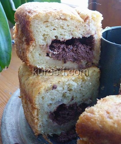 Кекс кофейный с шоколадом – кулинарный рецепт