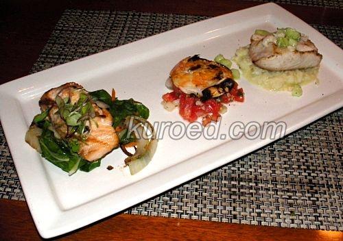 морепродукты-гриль