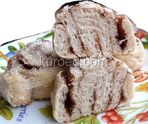 Постное дрожжевое тесто на соке