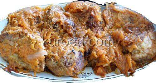 Сметанно-рыбный мусс – кулинарный рецепт