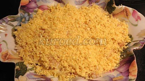 Вкуснейшая тилапия под диетической шубой – кулинарный рецепт