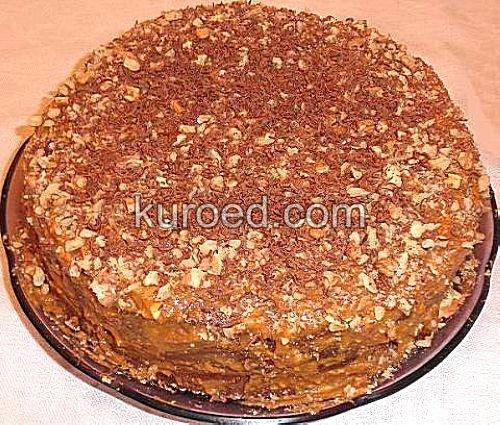 Самый вкусный сметанный торт рецепт