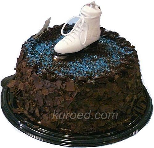 Торт Все в шоколаде