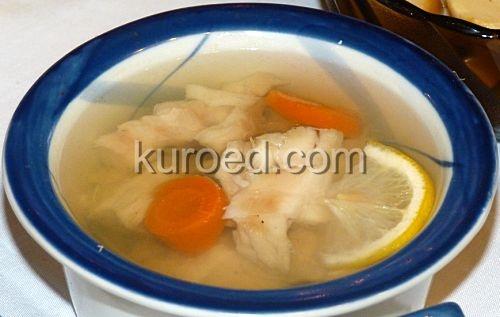 Заливная рыба порционная – кулинарный рецепт