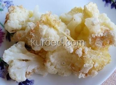 Запеканка из цветной капусты с овсянкой – кулинарный рецепт